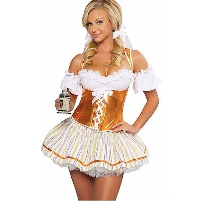 Costume Springtime Fraulein Beer Fairy