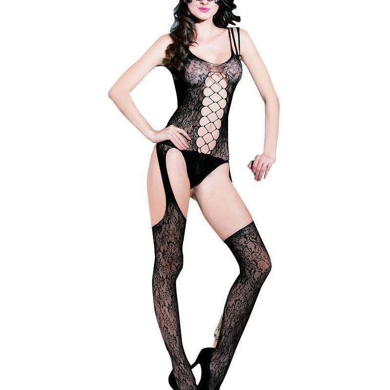 Lingerie Body Stocking Lover Girl