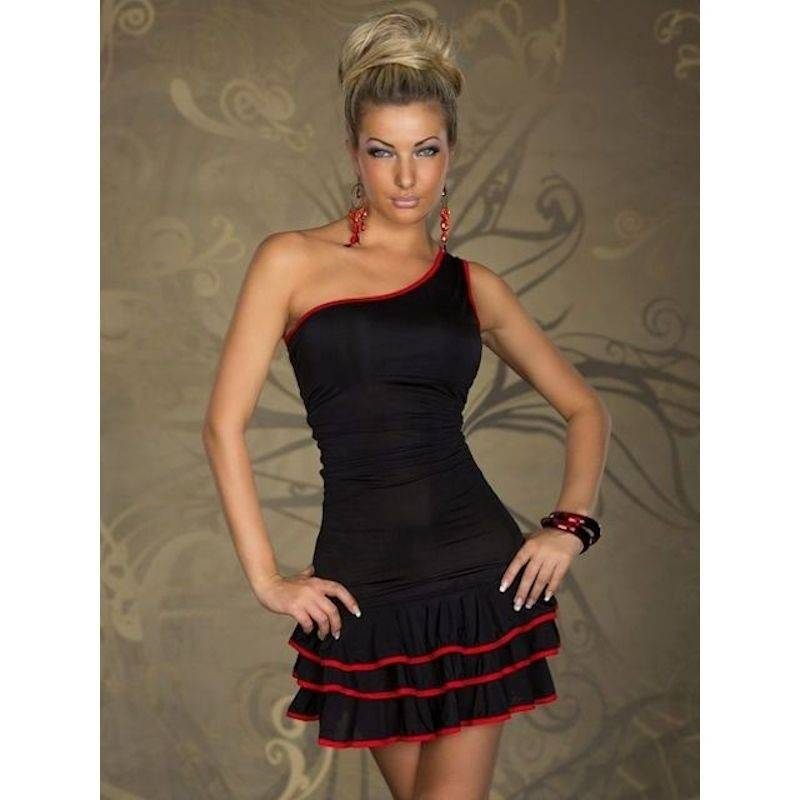 Dress Gypsy Dancing Delight Mini Dress in Size 2-XL