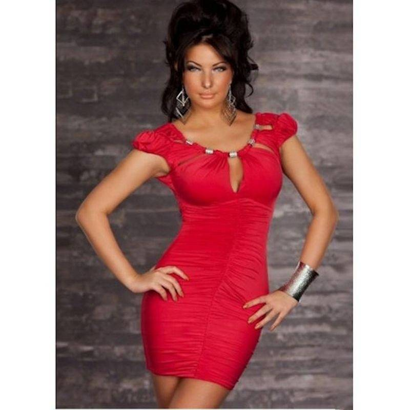 Dress Sly Seductress Dancing Queen Club Wear in Size 2XL