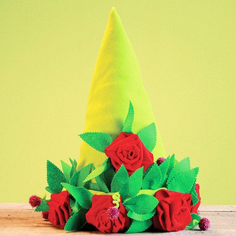 Elf Hats Christmas Enchantments by Patience Brewster