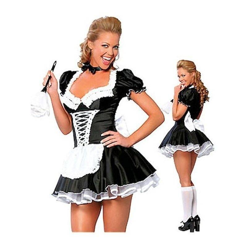 Costume French Maid Enchantress also Available in Plus Sizes
