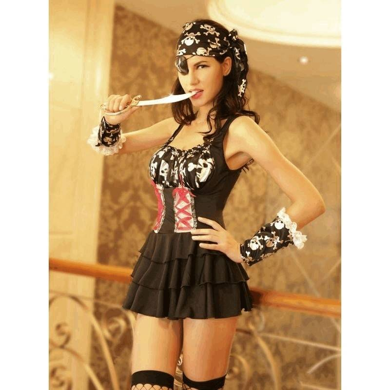 Costume Pirate Enchantress of the High Seas