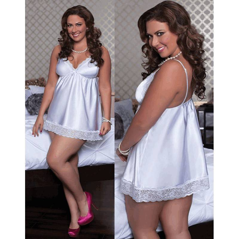 Lingerie Silky Nights in Size 2XL