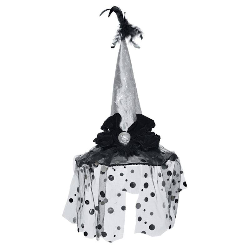 Witch Hat for your Costume Madame Skull from Alchemy Collection