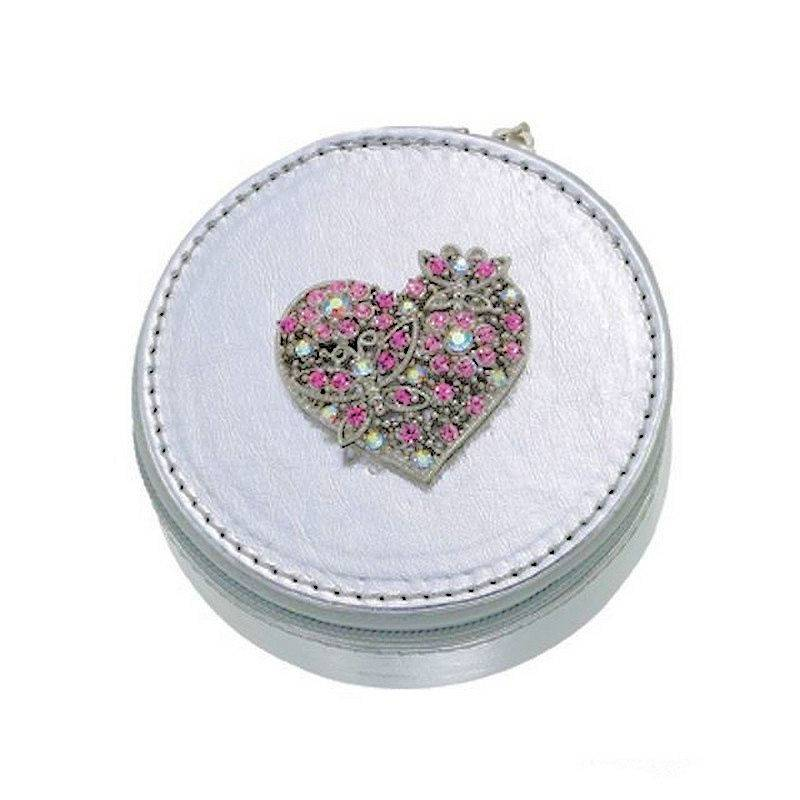 Pillbox Organizer 7 Day Be My Valentine by Spring Street Designs