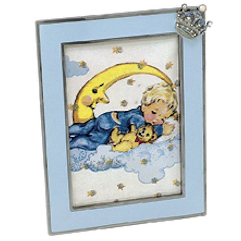 Picture Frame for Baby Boy Little Prince by Spring Street