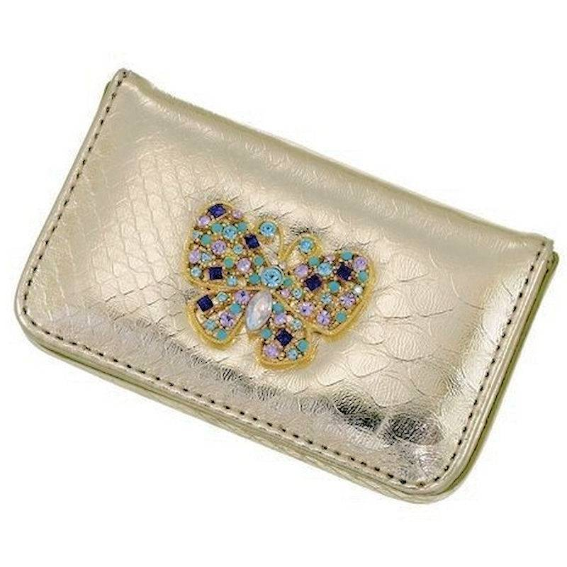 Butterfly Wallet and Business Cards Holder