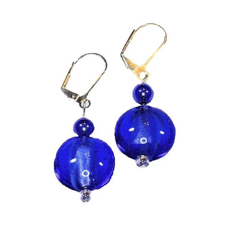 Earrings Crystal Mystical Orb Enchantment