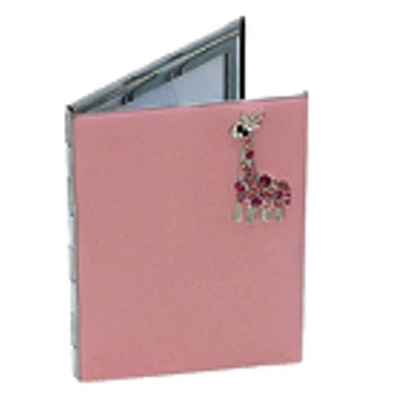 Picture Wallet Pink Metal Travel Frame by Spring Street Designs