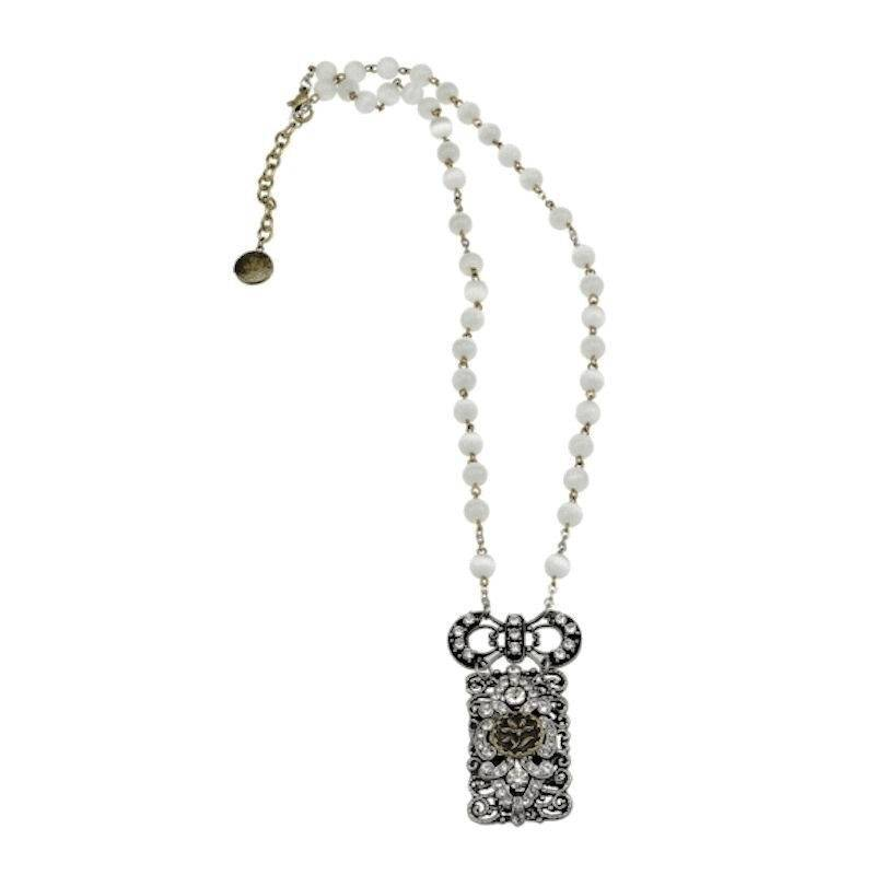 Necklace Crystal Fantasia Beaded Delight